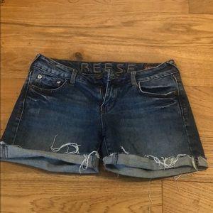 Delia's early 2000's Denim Shorts